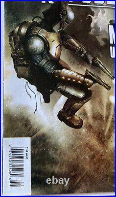 Star Wars Knights of the Old Republic #42 (2009) Dark Horse NEWSSTAND Variant