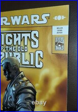 Star Wars Knights of the Old Republic #9 Dark Horse Comics 2007 NM/M Darth Revan