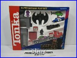 Super Batman Play Set The Dark Knight Collection Tonka 1990