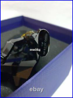 Swarovski 5492687 Batman -The Dark Knight Movies Jet Crystal Authentic MIB