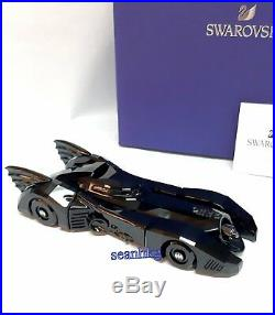 Swarovski 5492733 Batman -The Dark Knight Movies Jet Crystal Authentic MIB