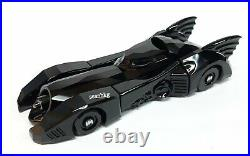 Swarovski BATMOBILE, Batman's car The Dark Knight Jet Crystal Authentic 5492733