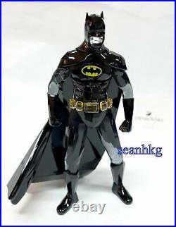 Swarovski Batman -The Dark Knight Movies Jet Crystal Authentic MIB 5492687