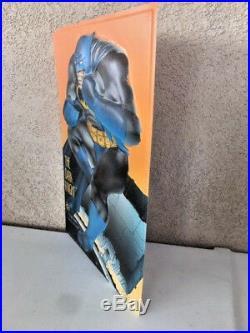 THE DARK KNIGHT Batman 3D Comic Book Store Display 1985 Stand up Frank Miller DC