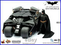 The Dark Knight Batmobile Hot Toys New In Box