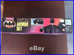 The Dark Knight Collection Batman Armor Set New Sealed