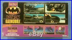 The Dark Knight Collection Batman Batmobile Vehicle MIB