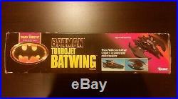 The Dark Knight Collection Batman Turbojet Batwing Vehicle MIB