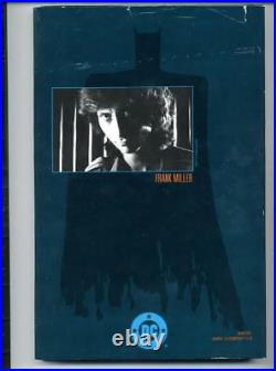 The Dark Knight Frank Miller Signed/Limited Edition Hardcover 3012/4000