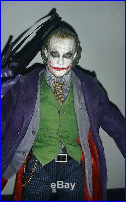 The Dark Knight, Joker, Heath Ledger, Figur, 1/6, top