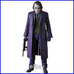 The Dark Knight MAF EX Actionfigur Joker Ver. 2.0 16 cm