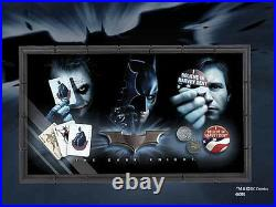 The Dark Knight Prop Set Noble Collection New