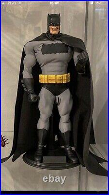 The Dark Knight Returns Batman 1/6 Custom Figure Not Hot Toys Sideshow Tony Mei
