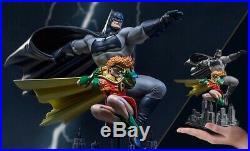 The Dark Knight Returns Batman & Robin (Frank Miller Edition) 1/10 Art Statue