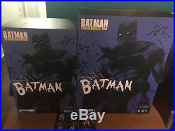 The Dark Knight Returns Batman Statue Prime 1 Sideshow Exclusive 13 Scale