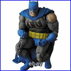 The Dark Knight Returns Triumphant Batman Mafex Action Figure, Multicolor