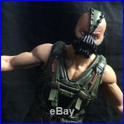 The Dark Knight Rises Bane 16 Scale Icon Statue DC Collectibles