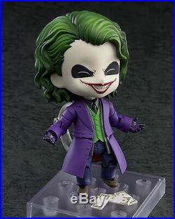 The Dark Knight Rises Batman & Joker & Suicide Squad Quinn Nendoroid