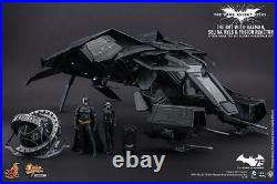 The Dark Knight Rises The Bat 1/12th Scale Deluxe Collectible Set