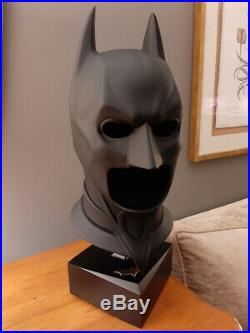 The Dark Knight Special Edition Cowl by Noble Collection