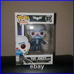 The Dark Knight The Joker Bank Robber Pop Vinyl 37 #Funko