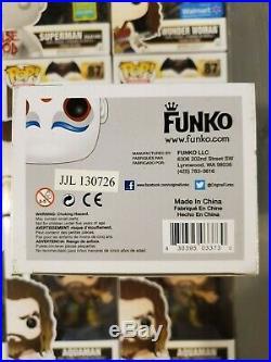 The JOKER Bank Robber Funko Pop #37 RARE! 2013 VAULTED! RETIRED! THE DARK KNIGHT