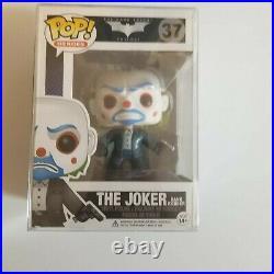 The Joker Bank Robber 37 Funko POP Batman The Dark Knight Trilogy