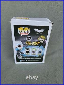 The Joker Bank Robber Dark Knight 37 Funko Pop DC Comics