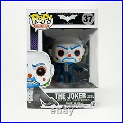 The Joker Bank Robber Funko PoP Batman Dark Knight 2013 Vaulted / Retired
