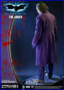 The Joker Half Scale Statue PRIME 1 STUDIO The Dark Knight Exclusive# 142/1000