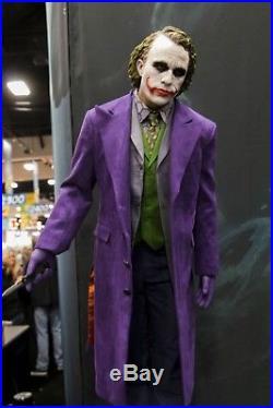 The Joker Polystone Statue by Prime 1 Studio 12 Scale -The Dark Knight Unopened