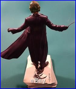 The Joker Statue! Batman The Dark Knight Heath Ledger Figurine. Limited Edition