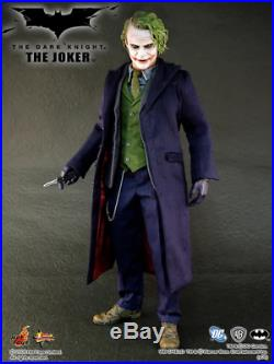 The Joker, The Dark Knight, Hot Toys Mms 68 Collector's Edition New