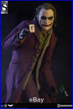 The Joker The Dark Knight Premium Format Figure Exclusive 3002511 NIB 41/1500