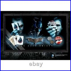 The Noble Collection The Dark Knight replica prop set