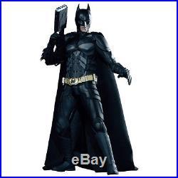 Used Hot Toys Movie Masterpiece The Dark Knight Rises Batman 1/6 scale