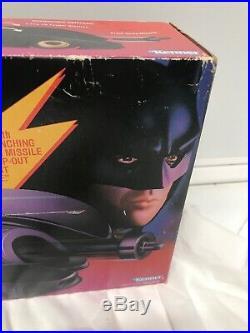 Vintage Batman The Dark Knight Collection Batmobile MISB Sealed Kenner