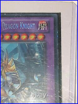 Yugioh Dark Magician Girl The Dragon Knight (DRLG-EN004) 1st Ed. Secret Rare